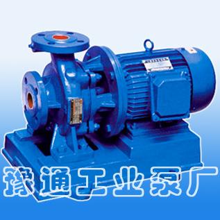 豫通工业泵厂供应厂家直销的YTW卧式直联泵,优惠的ISW直联泵