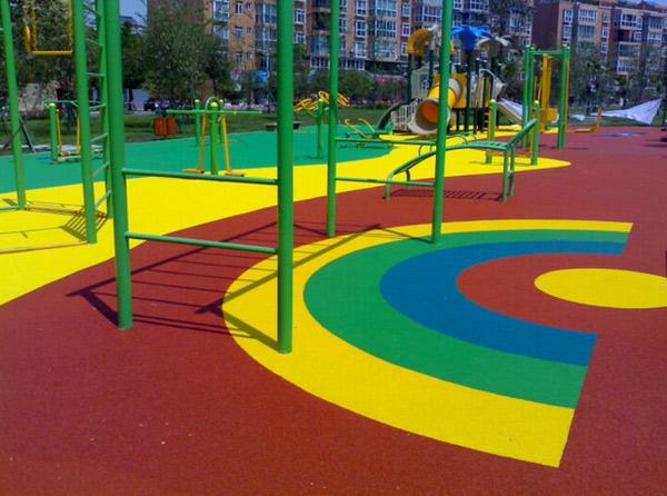 四川,重庆塑胶球场/塑胶跑道/幼儿园小区安全地面
