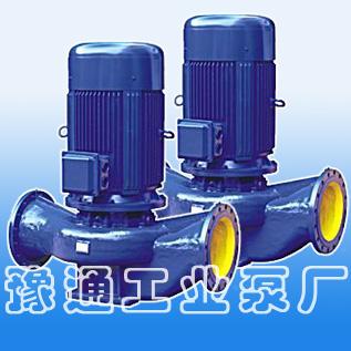 河南划算的�KISG立式管道是战友泵_管道离心●泵代理