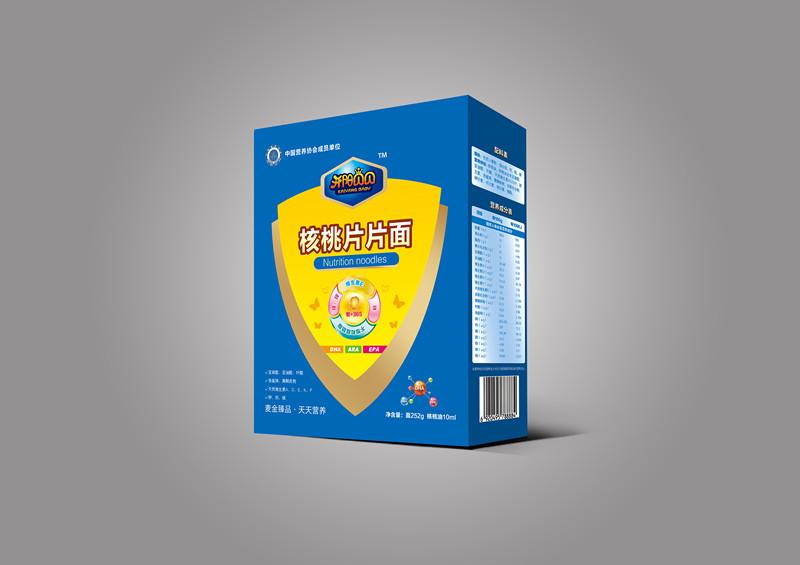 合正食品公司-知名的核桃片片面厂家:山东粒粒面厂家