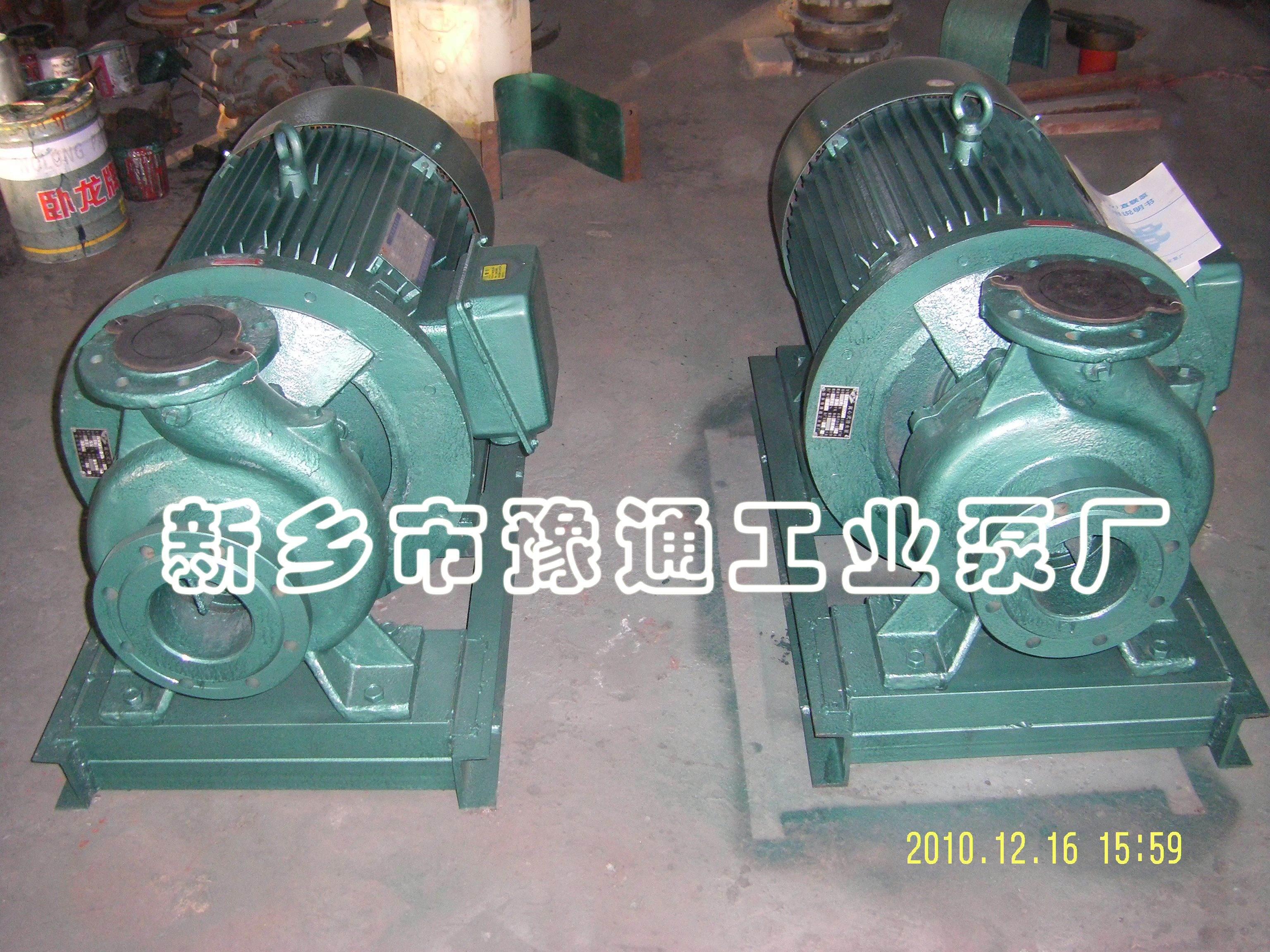 新乡YTW卧式直联泵选豫通工业泵厂_价格优惠-价格合理的管道泵