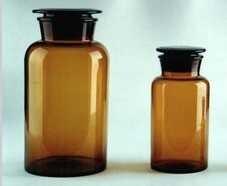 徐州优良的广口试剂瓶批发价格-阿尔及利亚小口试剂瓶