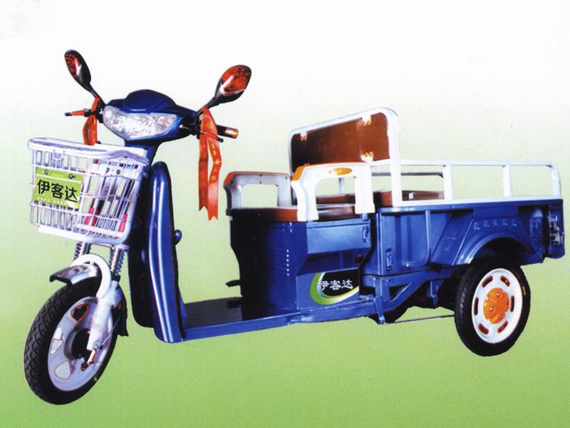使用寿命长的客运电动三轮车