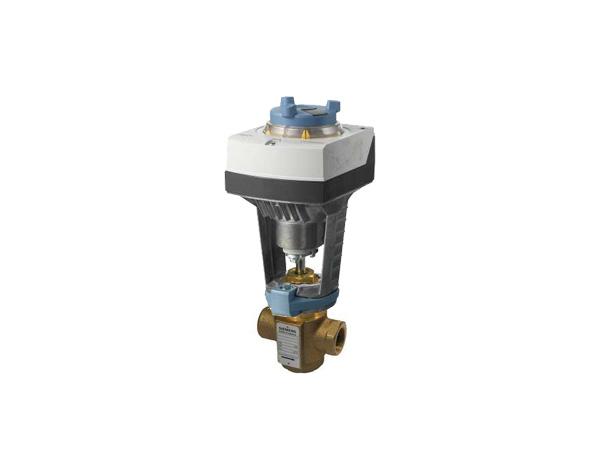 西门子电动三通调节阀VXI41系列