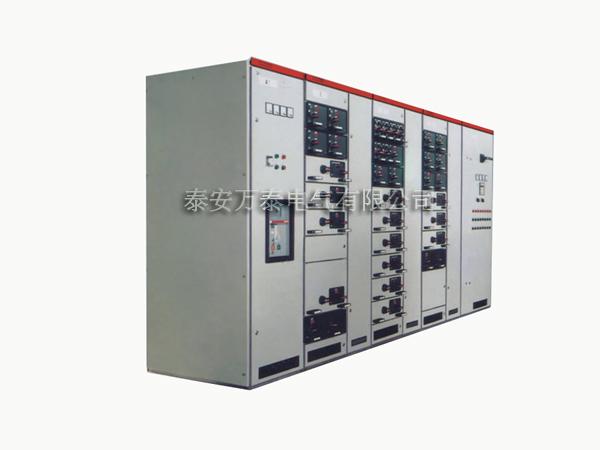 厂家直销低压开关柜 供应万泰电气公司耐用的MNS型低压抽出式开关柜