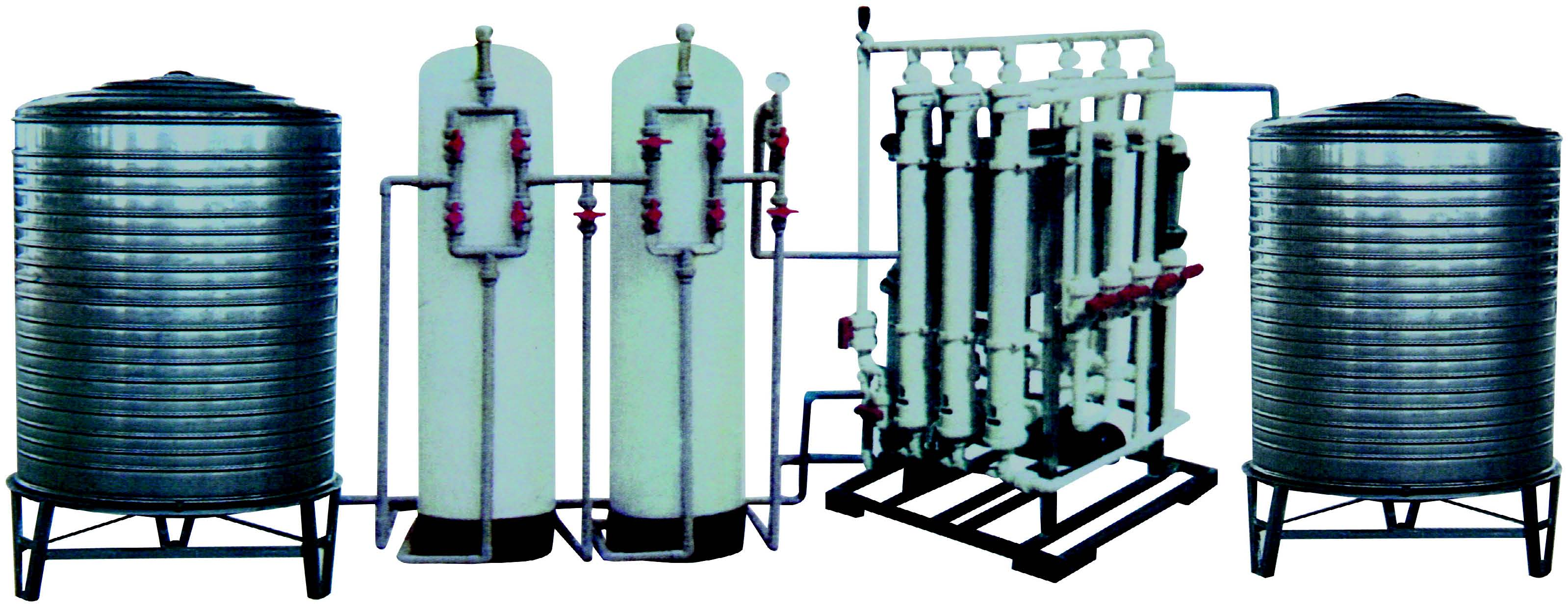 矿泉水山泉水成套设备