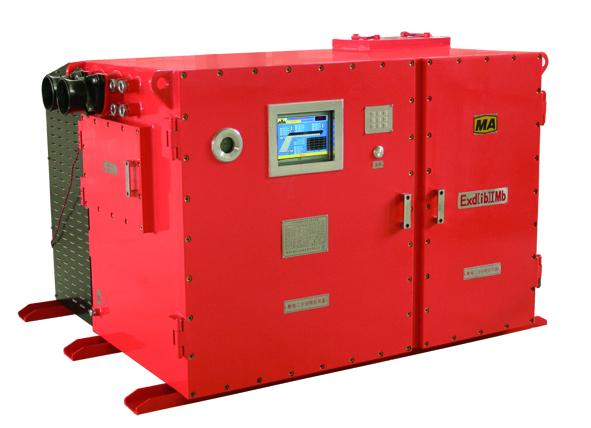 矿用隔爆兼本质安全型变频调速装置