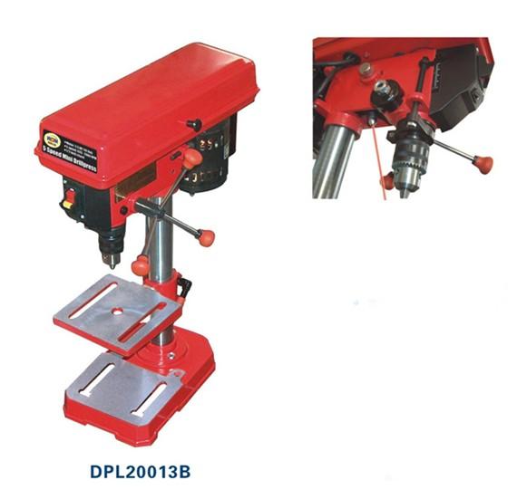 广西激光定位钻床DPL20013B DIY理想工具