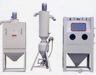 厦门除锈喷砂机安装,优惠的表面清理处理设备厦门荣卓晟机械供应