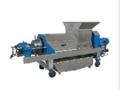 選購雙螺旋壓榨機就選新鄉新航液壓設備公司,固液分離設備廠家