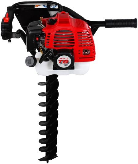 三菱TB52汽油地钻机.植树挖坑机.种植钻孔机