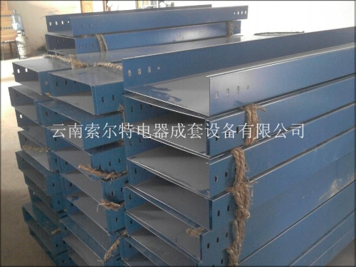 口碑好的云南电缆桥架厂推荐——曲靖不锈钢桥架厂家