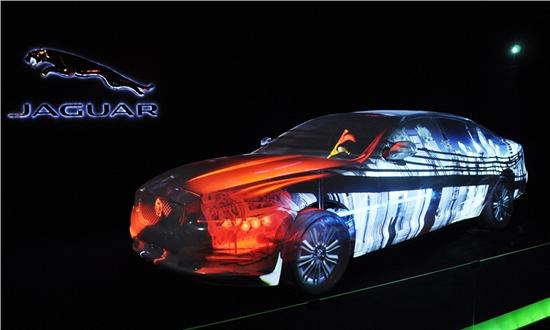 3D车体投影