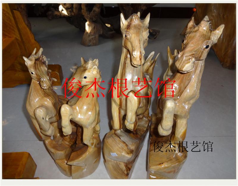 根雕工艺品哪里有山东青州俊杰根艺馆