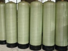 [树脂罐]水处理玻璃钢树脂罐厂家-科立洁环保