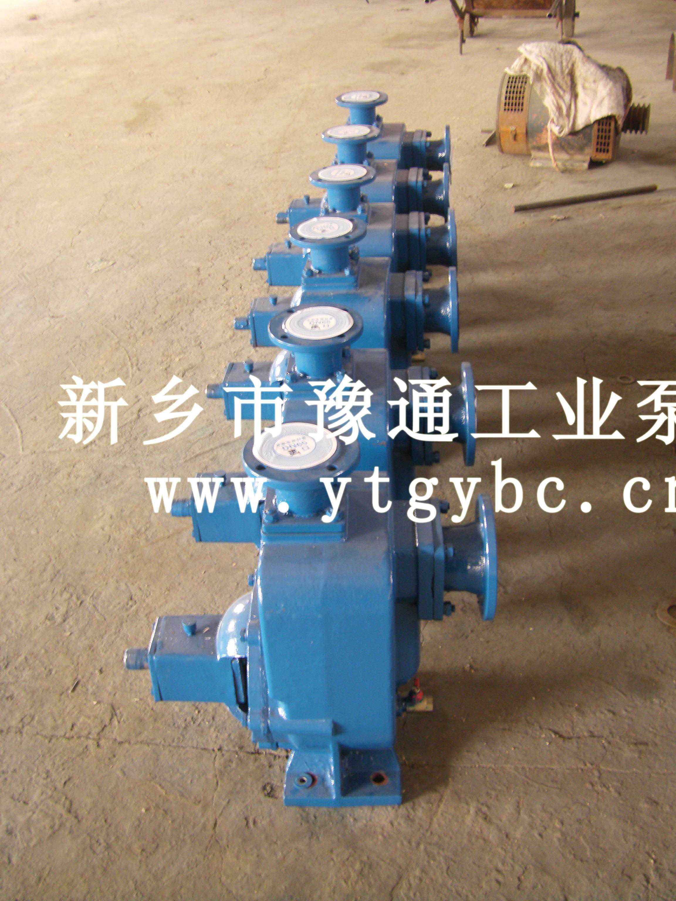 【廠家推薦】質量良好的ZW自吸式無堵塞排污泵動態,河南新鄉ZW自吸式排污泵
