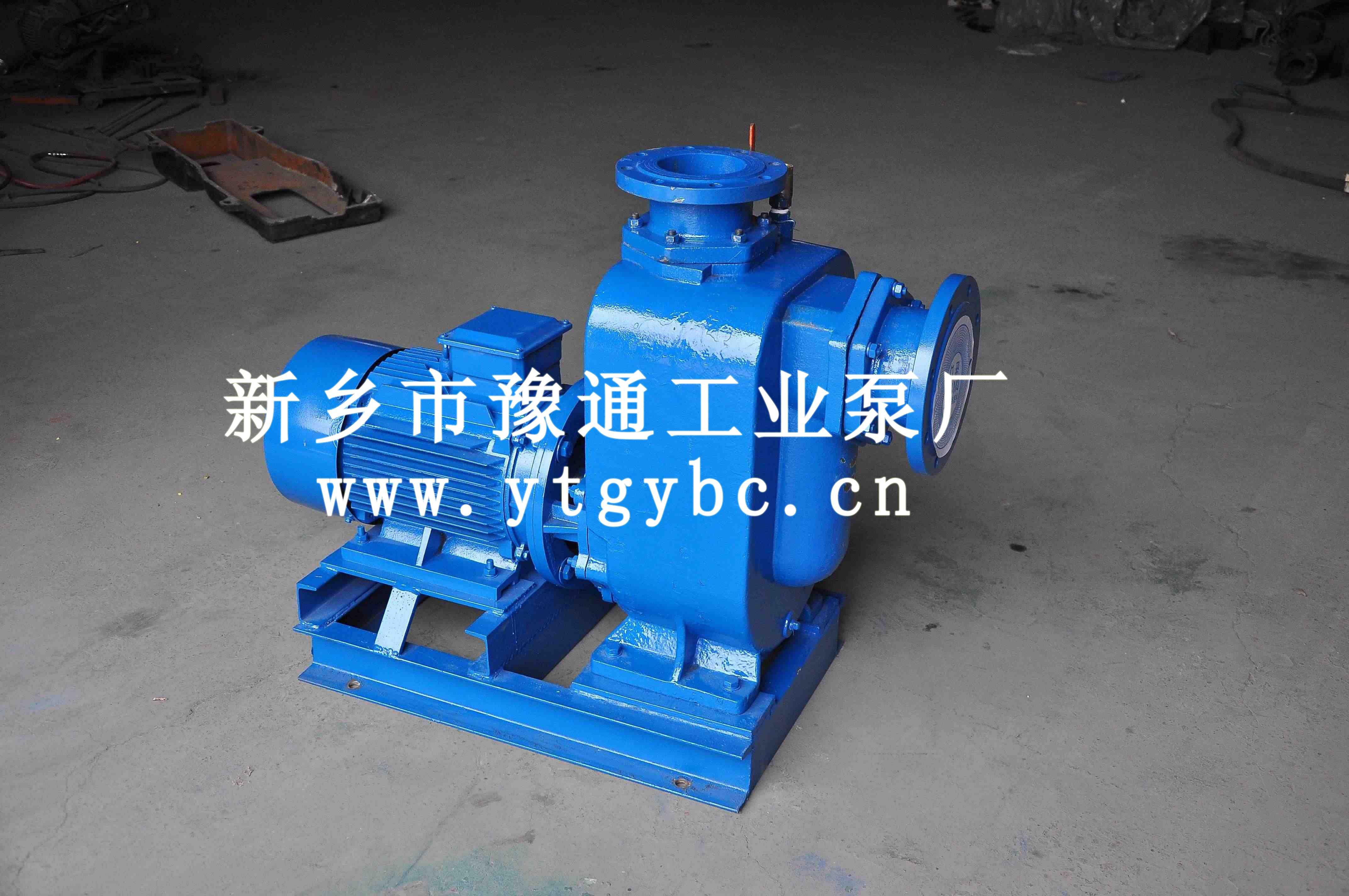 ZW自吸式排污泵生产厂家:质量好的ZW自吸式无堵塞排污泵推荐