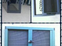 三防纱窗口碑好,出售济南好的新款纱窗