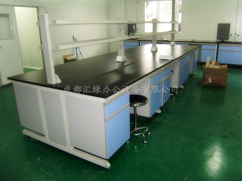 成都专业的实验室中央实验台哪里买|巴中实验室中央实验台