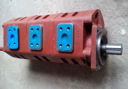 鉆機高壓大排量CBG三聯齒輪油泵