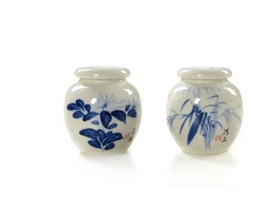陶瓷密封罐鼎艺茶叶罐