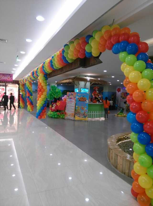 青岛逗儿乐彩球_专业的青岛氦气气球供应商——青岛气球放飞低价出售