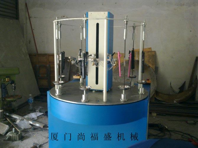 尚福盛供应高质量的圆盘自动喷漆机|厦门自动喷漆线眼镜喷涂机