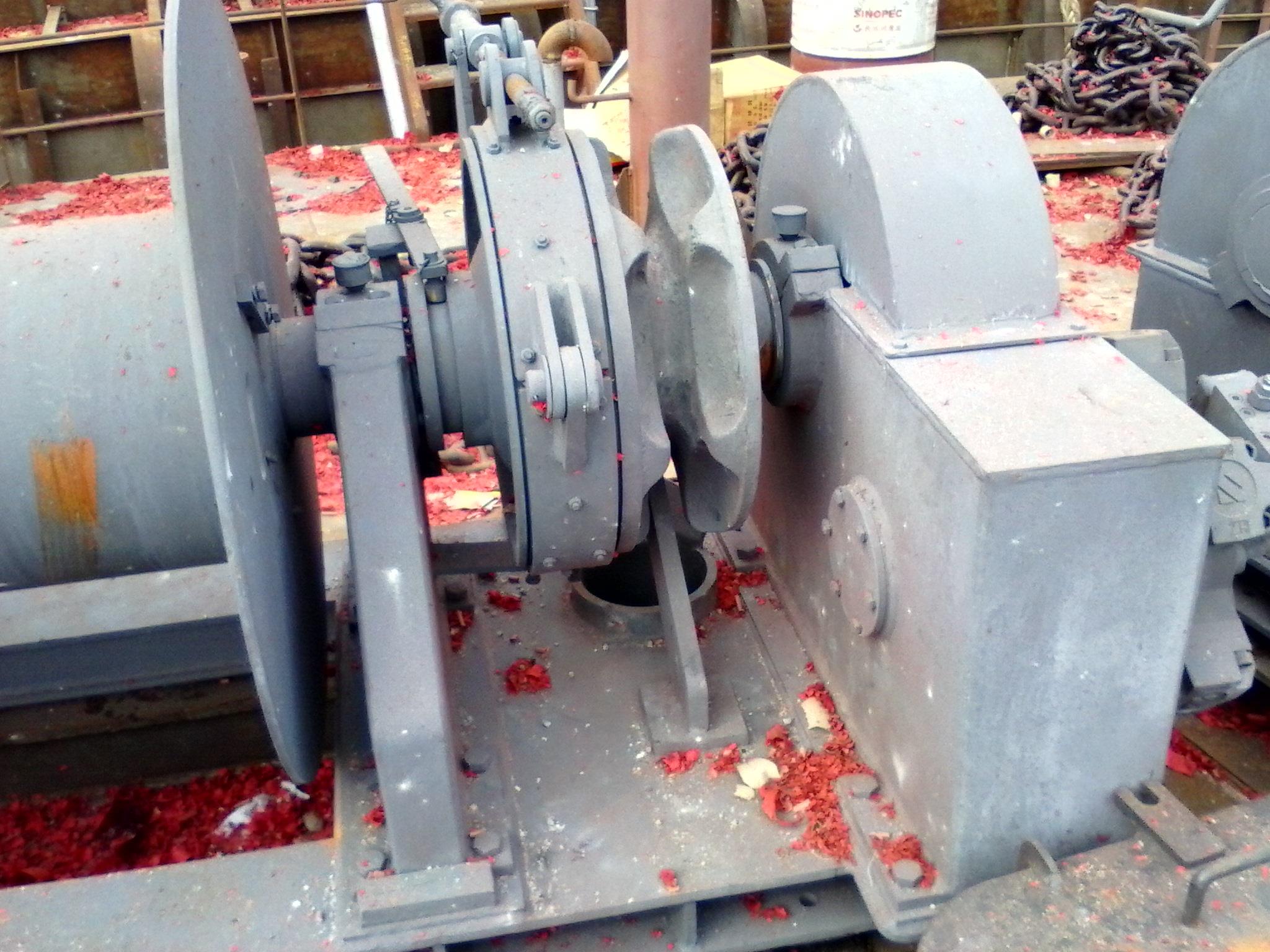 液压锚机分类 | 泰兴市捷胜船舶设备有限公司
