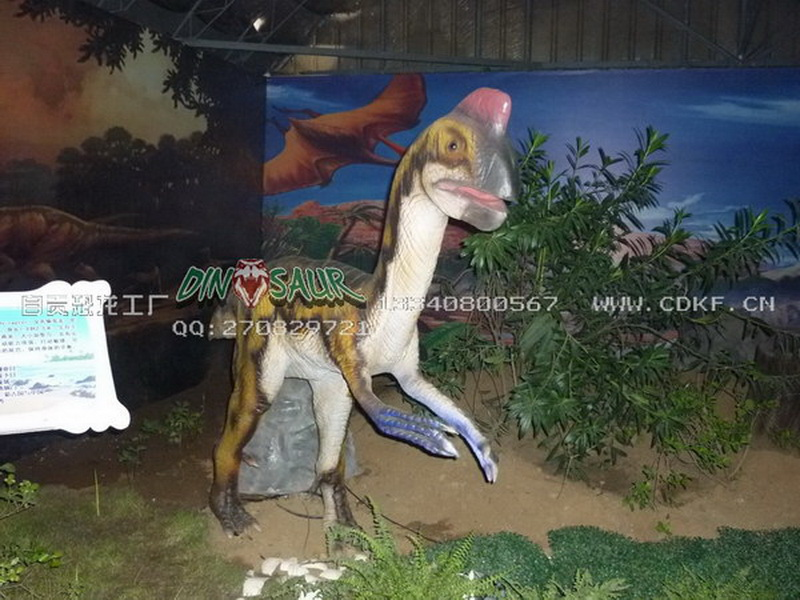 博一艺术——一流的恐龙租赁公司,可靠的恐龙展