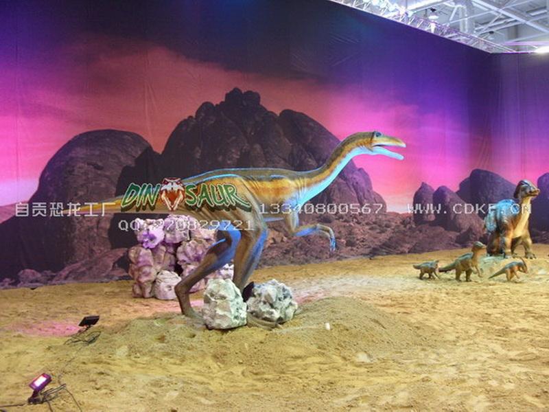 便利的恐龙模型出租哪里有