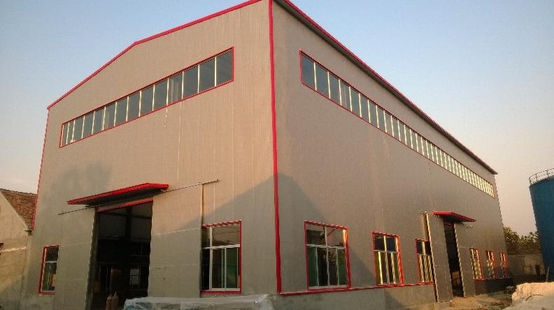 烟台钢结构制作    钢结构安装