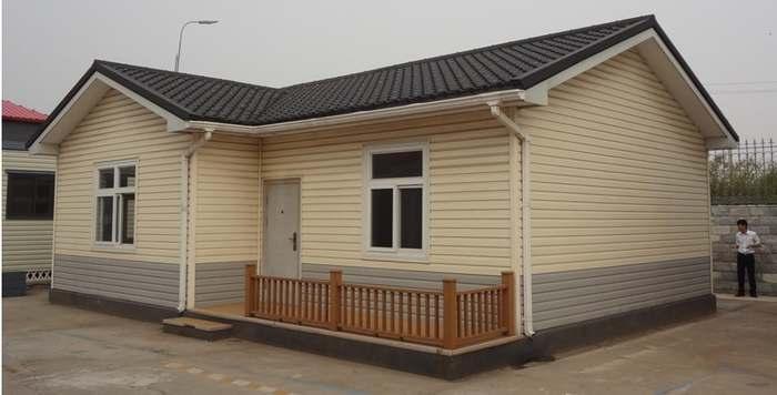 烟台轻钢房屋