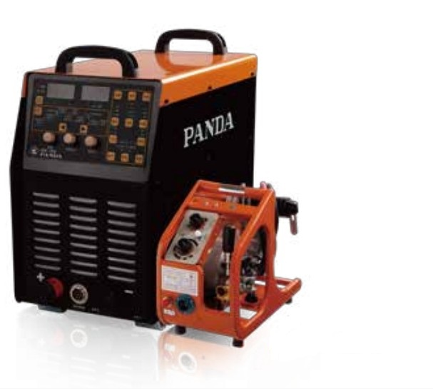 熊猫焊机全数字逆变式CO2气体保护焊机