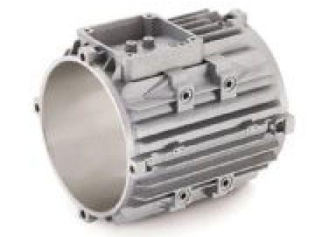 压铸铝电机壳