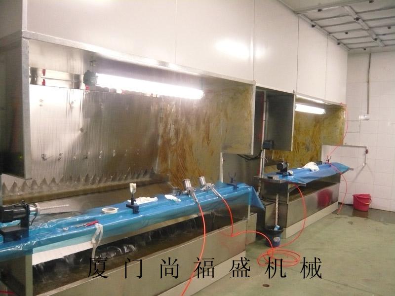 环保的漳州|厦门哪里有供应质量好的喷漆台