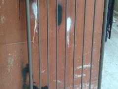 窗户栏杆、窗户烤漆栏杆、窗户烤漆圆管栏杆、窗户烤漆方管栏杆