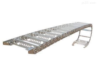 桥式钢制拖链加工