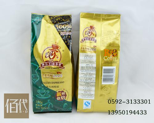 意大利特浓咖啡 250g/包 100%新鲜烘焙