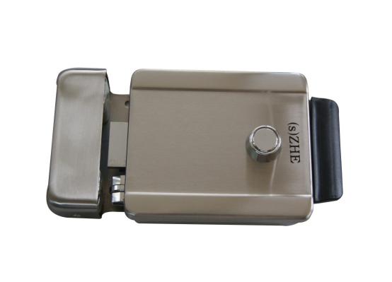 不锈钢单头电控锁