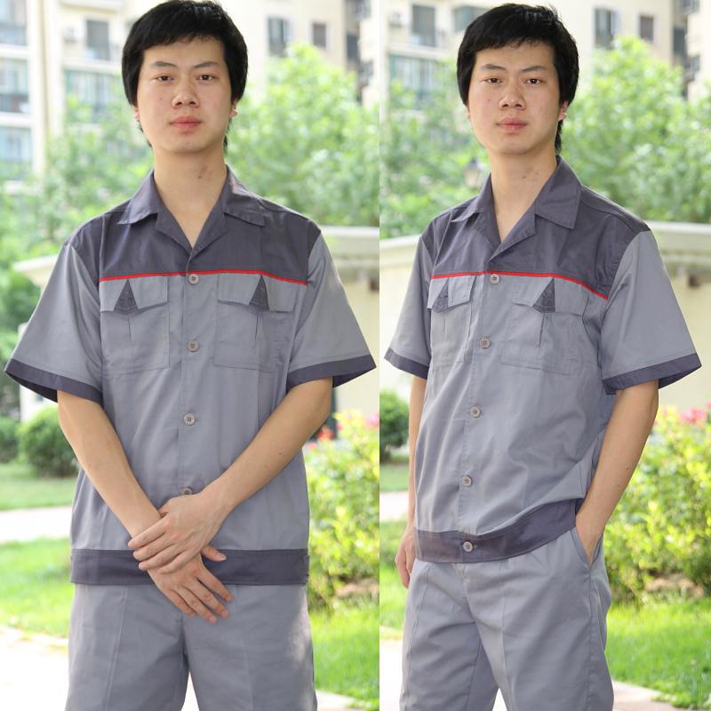 信誉好的安徽工作服制造商,代理安徽工作服