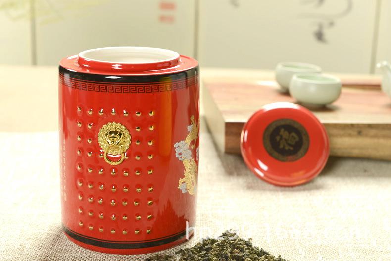 2014新款大红袍茶叶包装礼品盒子高档大气茶叶罐厂家批发