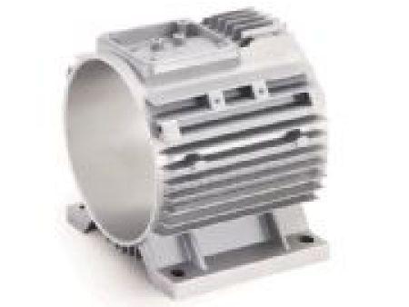 微型电机壳