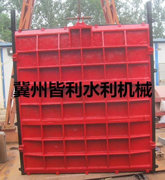 【推荐】皆利水利机械厂质量良好的铸铁镶铜圆闸门——哪里有圆闸门
