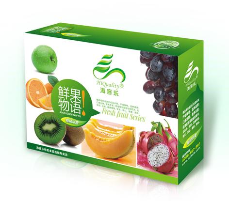 蔬菜礼品盒_优良纸箱包装供应