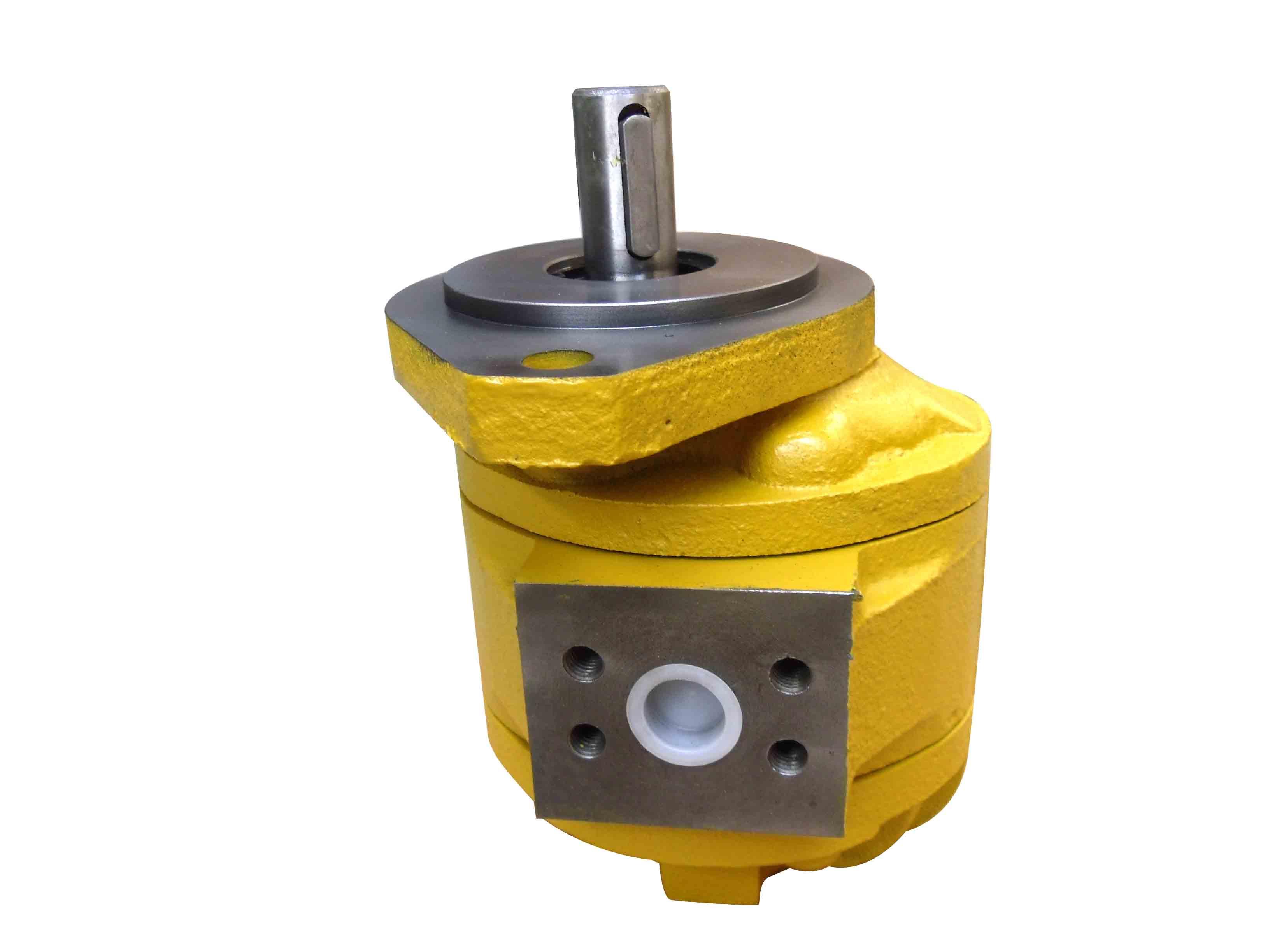 装载机配套CBG液压齿轮油泵