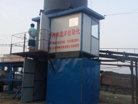 鐵礦自流式充填站在青島有成鐵礦的實際應用