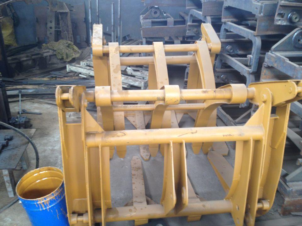 专业生产抓草机抓木机抓管机叉车包夹门架等机械设备