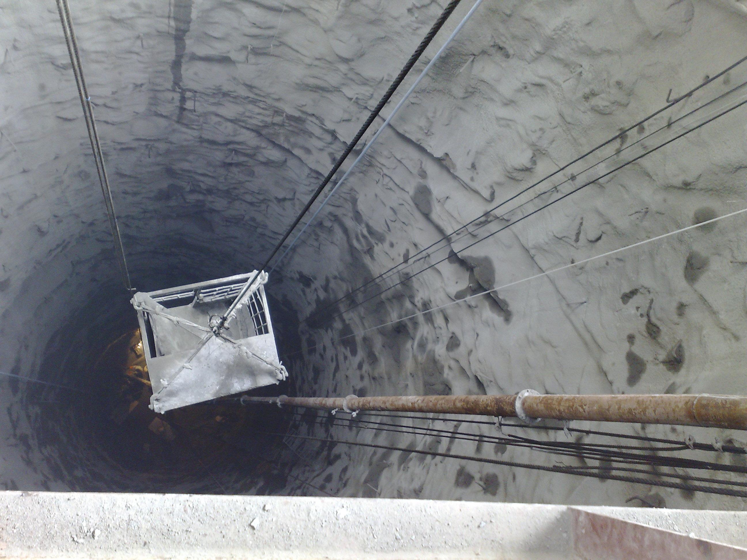 隧道,隧洞工程,竖井,斜井施工