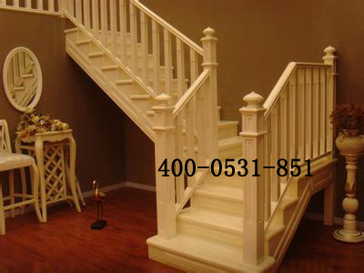 巴西花梨木楼梯