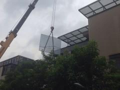 哪家公司的广州萝岗吊车设备起重吊装服务更好:广州高空吊装专业吊机出租